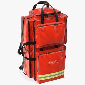 Emergency Rucksack 3D model