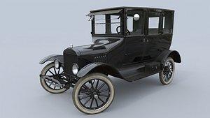 3D Sedan 1923