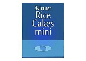 Rice Cake Mini 3D model