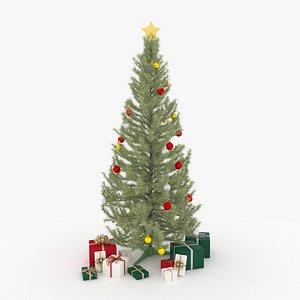 3D model tree gift
