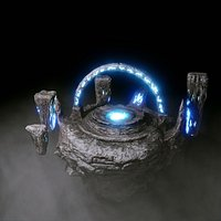 Portal for games
