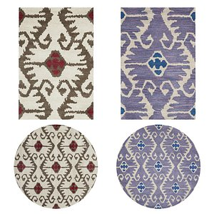 3D Rugs No 113