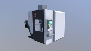 3D mashine haas
