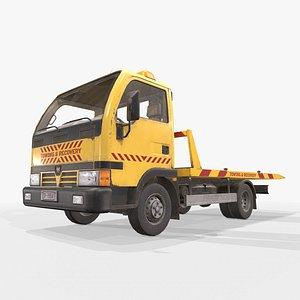 3D tow truck