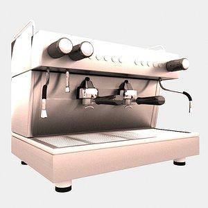 3D generic coffee machine