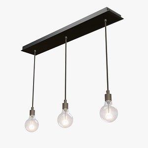 Ceiling light model