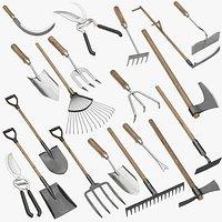 19 in 1 Farm Garden Tools