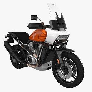 3D H-D Pan America Special 2021 model