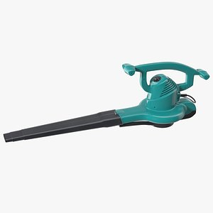 3D Electrical Hand Blower model