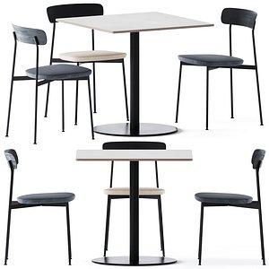 T-Table by Tribu 3D model