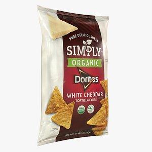 3D Doritos Organic