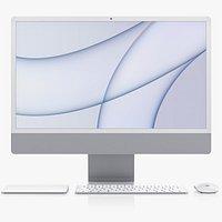 Apple iMac 24-inch 2021 Set