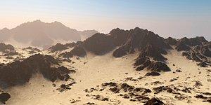 terrain landscape model