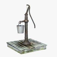 Waterpump And Bucket