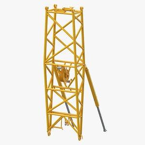 crane wa frame 2 3D