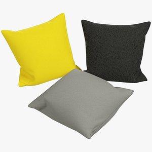 3D Blank Pillows V1