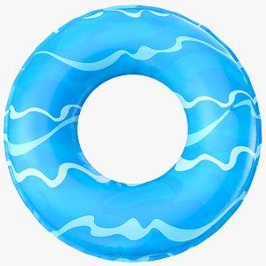 pool ring float 3D