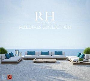 3d obj hardware maldives