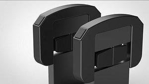 ic gate 3D model