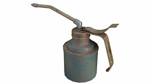 3D oil oiler model
