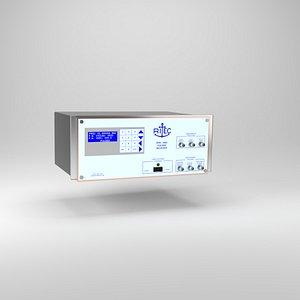 3D RITEC RPR-4000 High-Power Pulser and Receiver