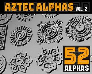 Aztec Alphas Volume 2
