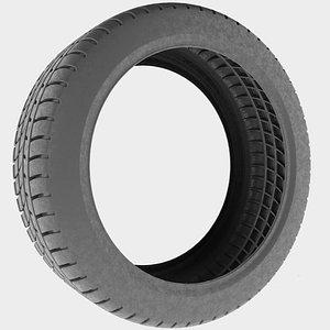 Tire Hankook 3D model