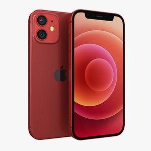 iphone 12 apple 3D model