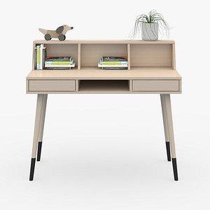 3D Desk in home D4