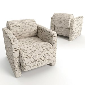fabric wood corona 3D