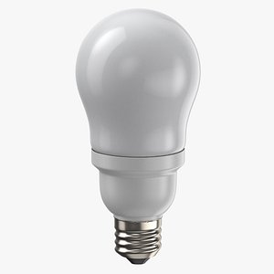 3D Light Bulb 02