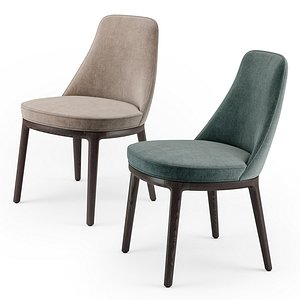 3D lema lucylle chair model