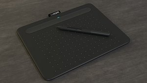 3D tablet pen