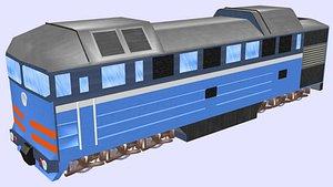 3D 2te116 diesel