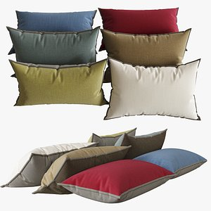 pillows 70 3d model