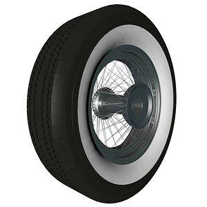 wheel 30s model