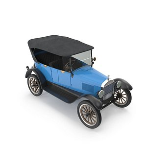 3D Ford Model T 1926