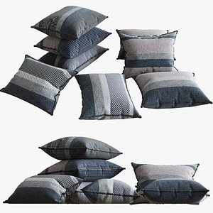 3d model pillows 54
