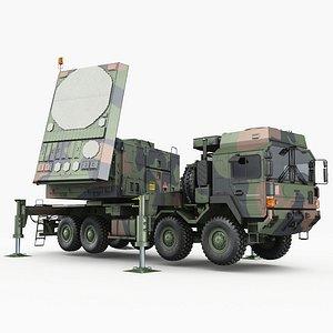 3D mpq-53 radar