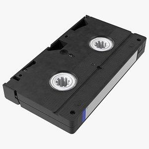 3D VHS E180 Video Cassette Tape