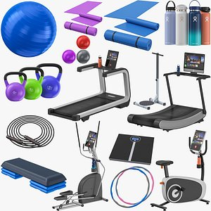 3D Gym Collection