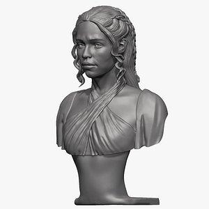 3D model Daenerys STL For Printing