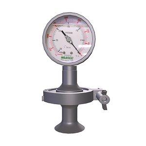 3D model Meter