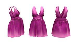 3D Pregnancy Dress