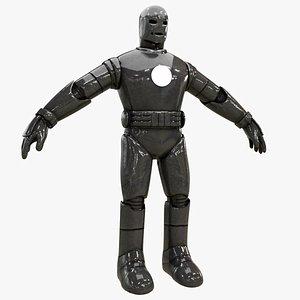 ironman marvel 3D model