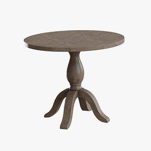 table furniture furnishing 3D model