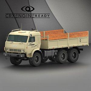 vehicle cryengine interior 3D model