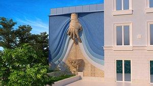- egypt 3D model