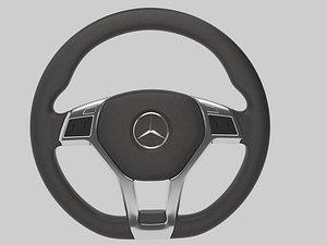 Mercedes-Benz AMG Steering wheel model