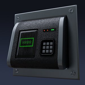 3D model terminal